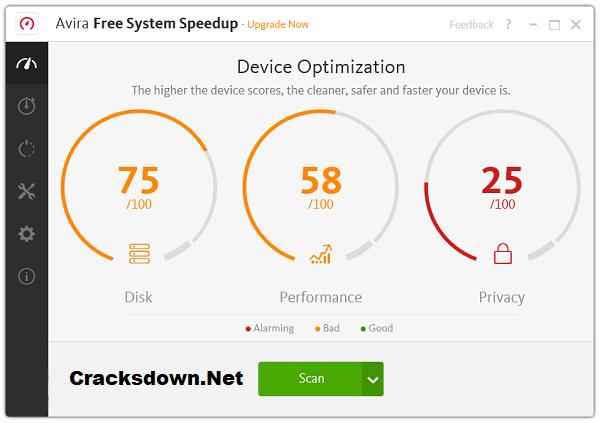 Avira System Speedup Pro v6.9.0.11050 + Crack