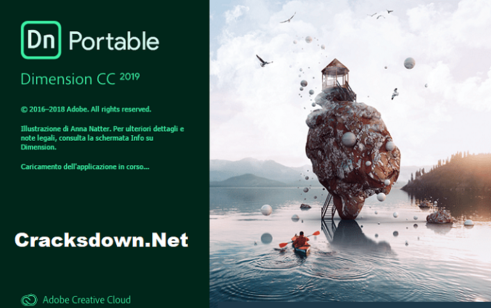 Adobe Dimension CC 2021 v3.4.1 + Crack [Latest Version]