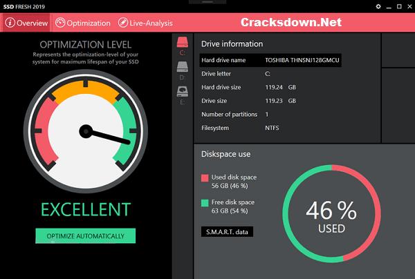Abelssoft SSD Fresh 2021.Crack v10.04.34 + Serial Key [ Latest ]