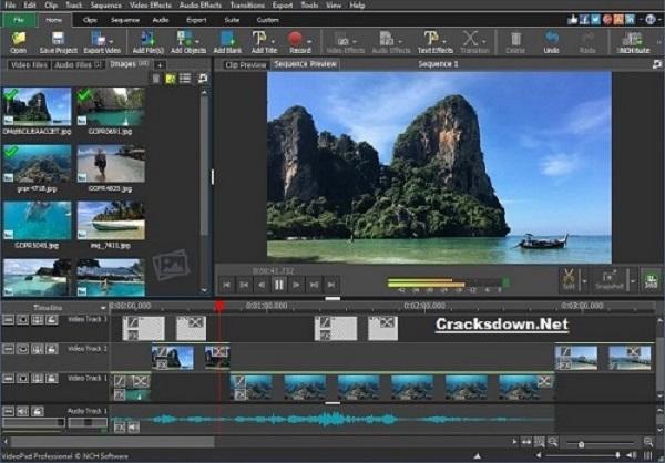 EaseUS Video Editor Pro Crack v1.6.8.52 + Mod [ Latest ]