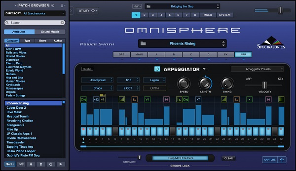 Spectrasonics Omnisphere 2.6 Complete (Win and Mac) Free Download