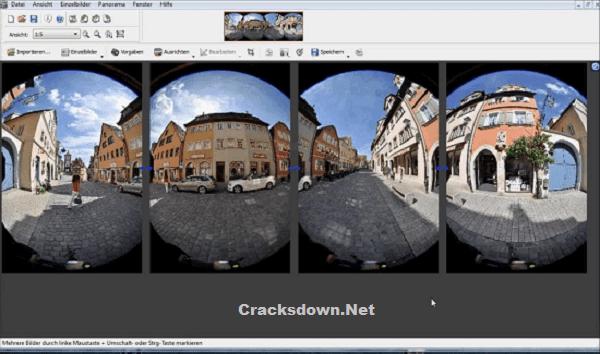PanoramaStudio Pro Crack v3.5.7.327 + Serial Key [Latest Version]
