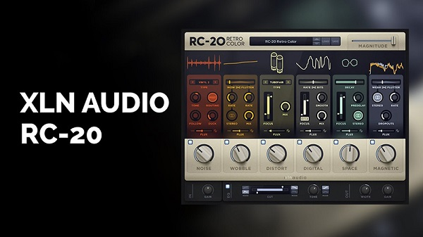 RC-20 Retro Color Crack v1.1.1.2 For Windows Free Download