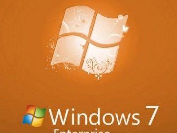 Windows 7 Enterprise Crack